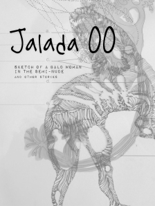 Jalada 00:  Sketch of a bald woman in semi-nude and other stories