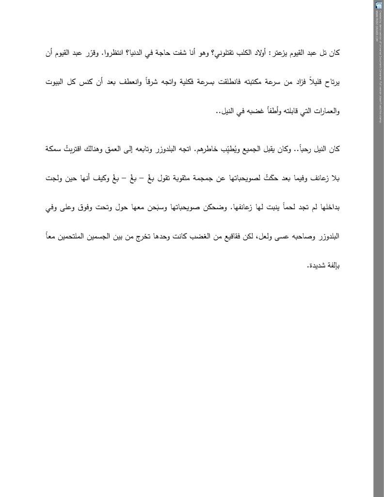 Abdel Qayyoum's Retaliatory Campaign (Arabic original)(6)
